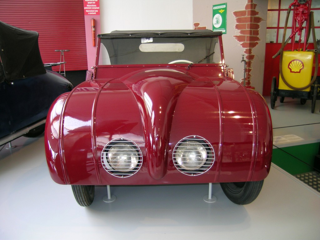 1947 Rapid Swiss Volkswagen, owned by Verkehrshaus Luzern