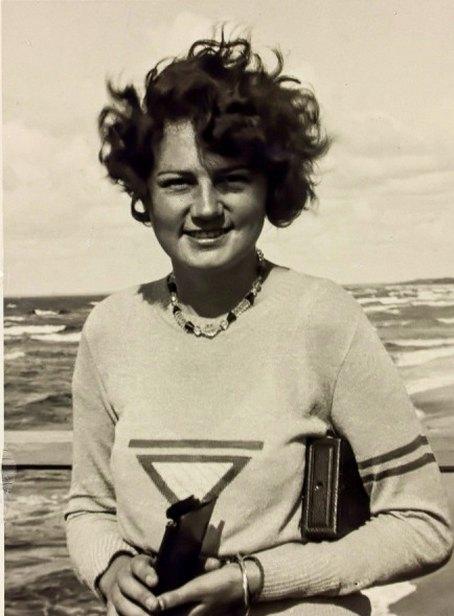 Hitlers niece Gali